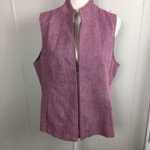 Coldwater Creek Vest size 16